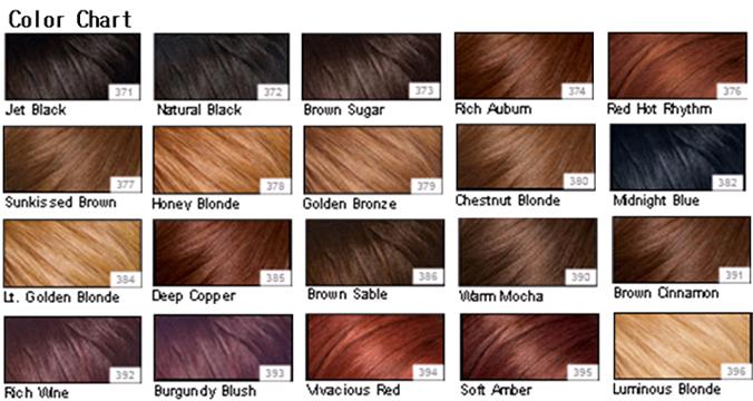 صور الوان صبغات شعر , تبحثين عن لون صبغات جديد لشعرك ؟