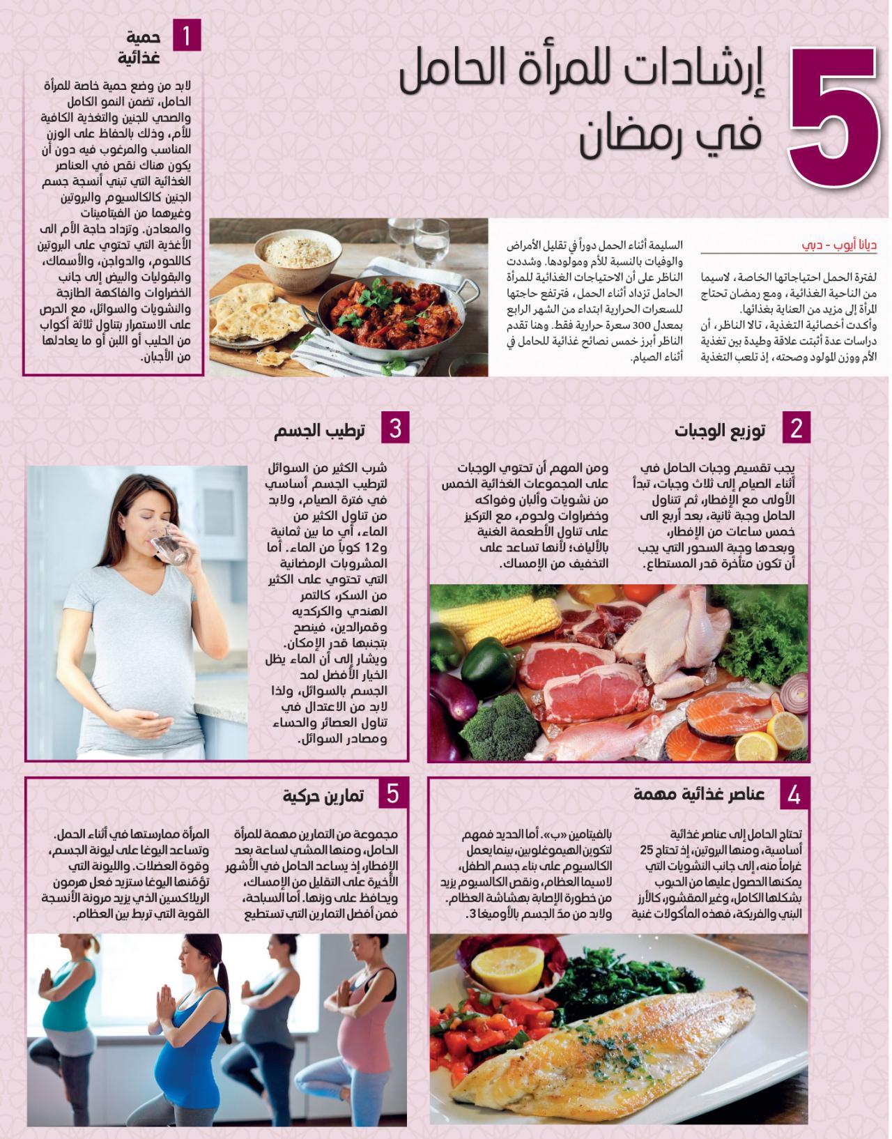 بالصور الاكل المفيد للحامل , طعام للمراه الحامل 2028 1