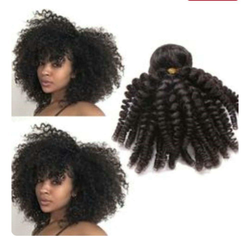 بالصور تسريح الشعر المجعد القصير , اهتمي بشعرك المجعد بطريقة سهلة وغير متعبة 3163 1