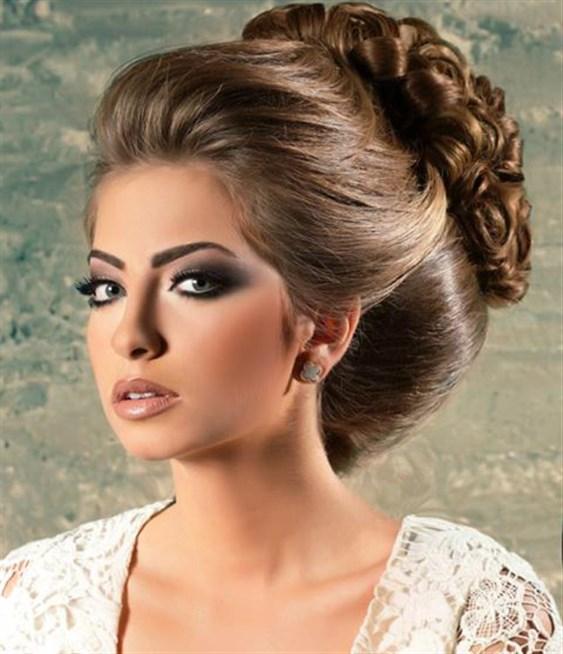 بالصور تسريحات شعر ملكية , احدث تسريحه شعر مليكات 6512 12