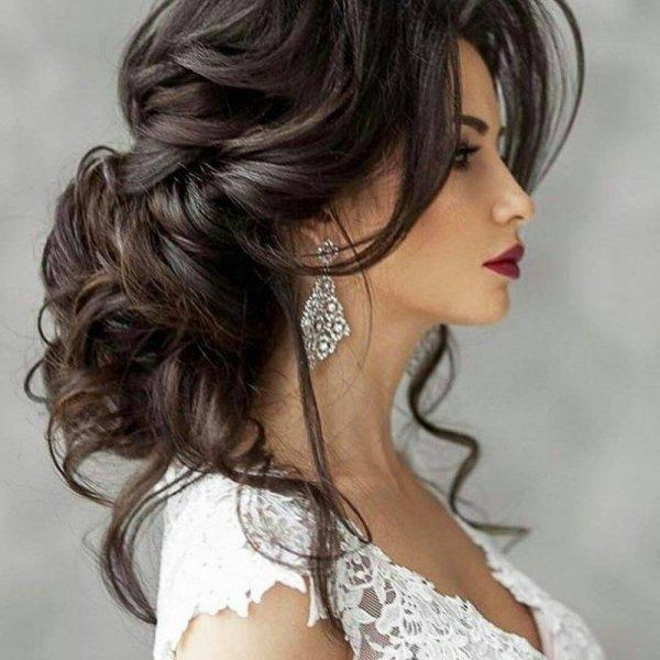بالصور تسريحات شعر ملكية , احدث تسريحه شعر مليكات 6512 6