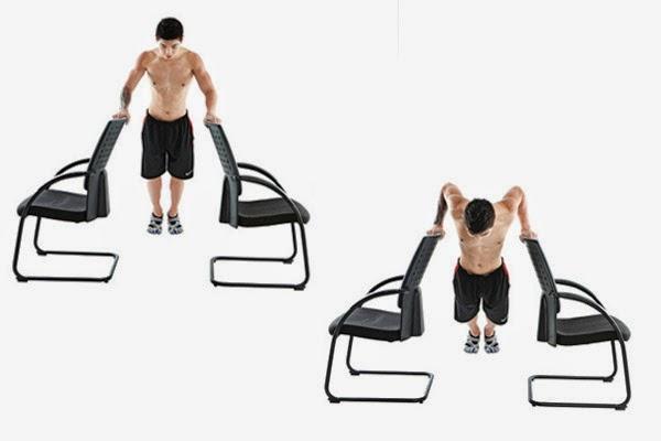 صورة تمارين جيم للمبتدئين , رياضه بسيطه بتمارين سهله جدا