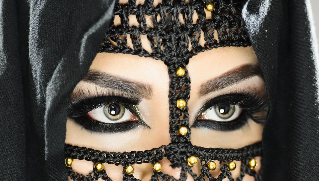 صورة صور عيون عربية , اجمل لغه فى العالم وماذا تقول لك الاعين