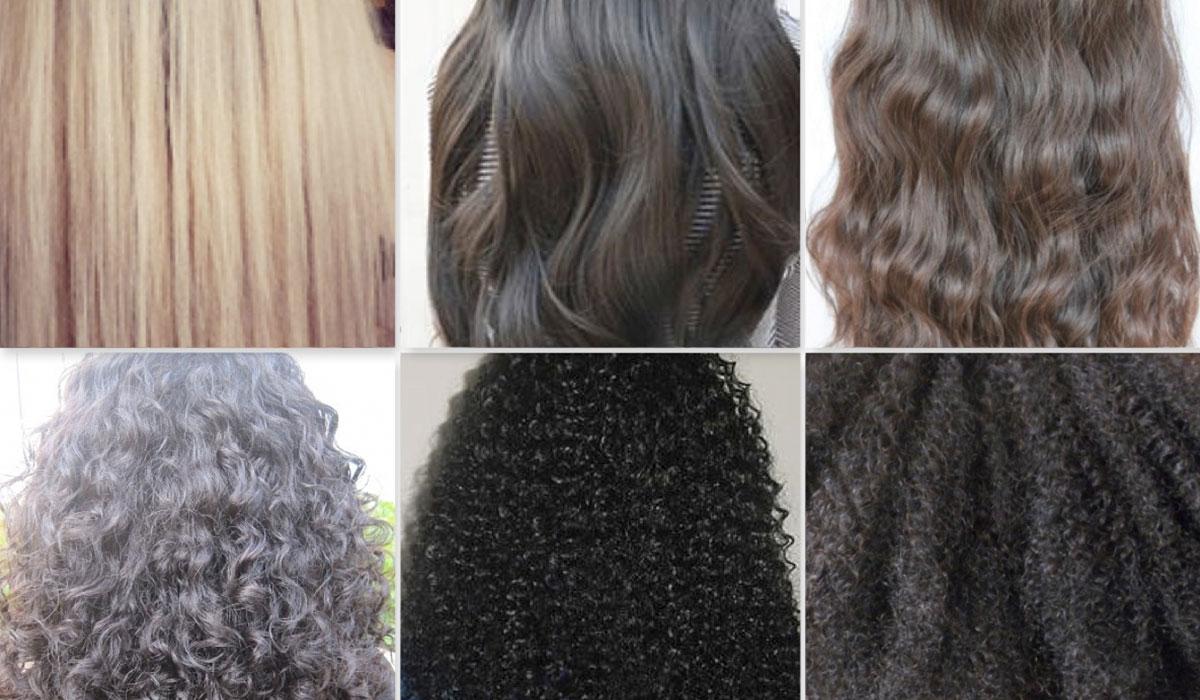 صورة انواع شعر الراس , تعرف على اسماء انواع الشعر