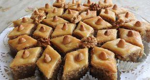 صورة انواع الحلويات الجزائرية , ما لم تعرفه عن حلويات الجزائر