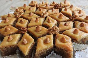 بالصور انواع الحلويات الجزائرية , ما لم تعرفه عن حلويات الجزائر 1313 13 310x205