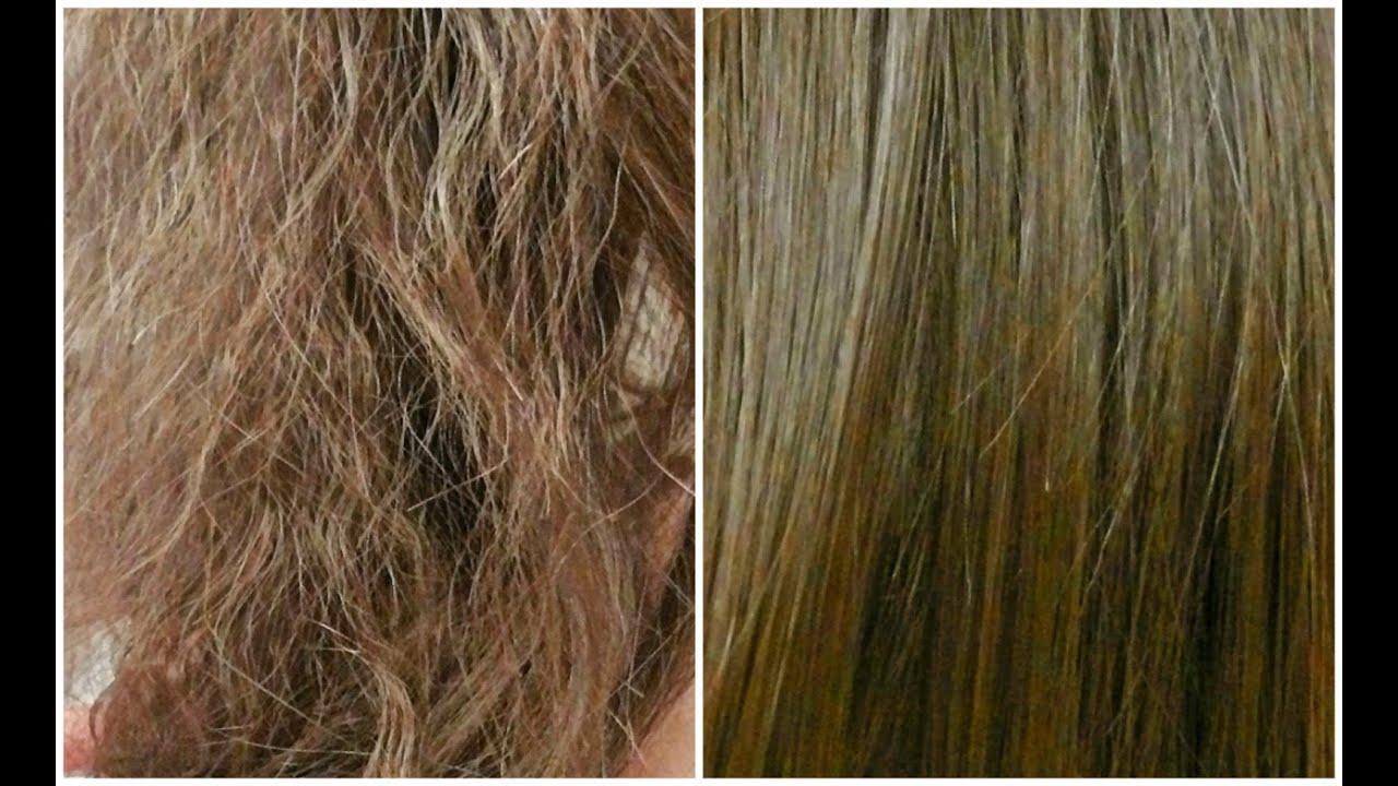 صور وصفات للشعر الهايش , علاج الشعر التالف والهايش