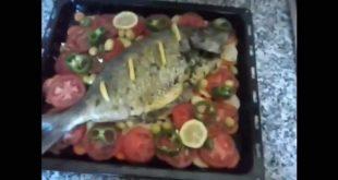 طريقة طبخ السمك , اسهل واشهى الاكلات وطريقه طبخ السمك