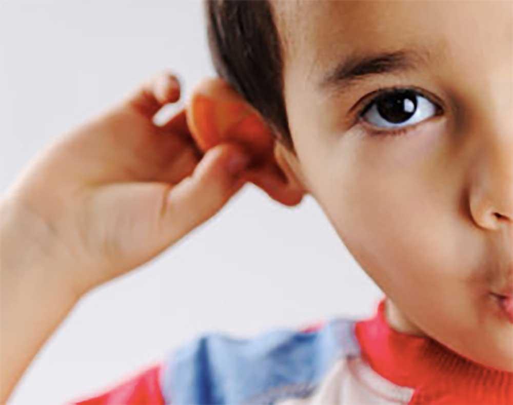 صورة علاج التهاب الاذن الوسطى عند الاطفال , افضل الطرق لتخفيف وعلاج التهابات الاذن الوسطى والاضطرابات 1393 2