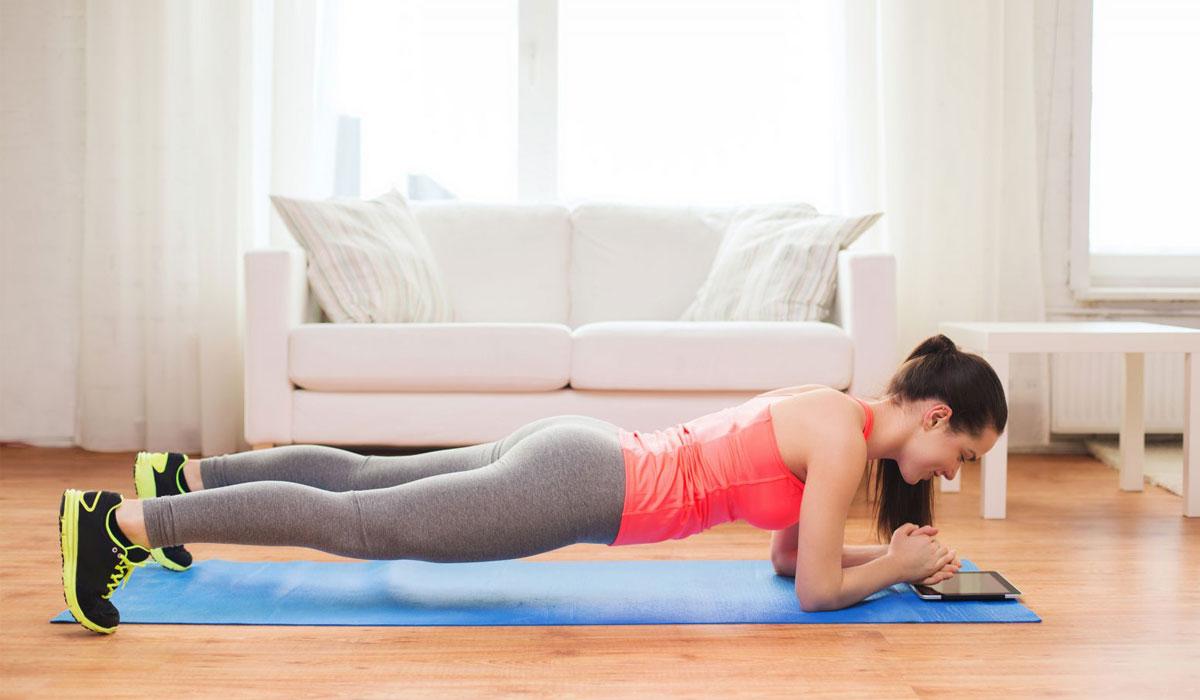 صورة تمارين البطن يوميا , للتخلص من البطن والكرش بابسط التمارين