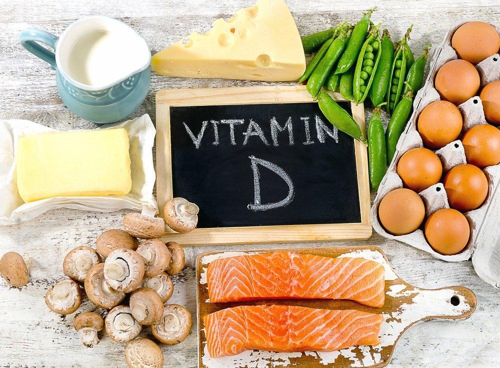 صورة الاطعمة الغنية بفيتامين d , اطمعه تمد جسمك بفتامين d 1426 4