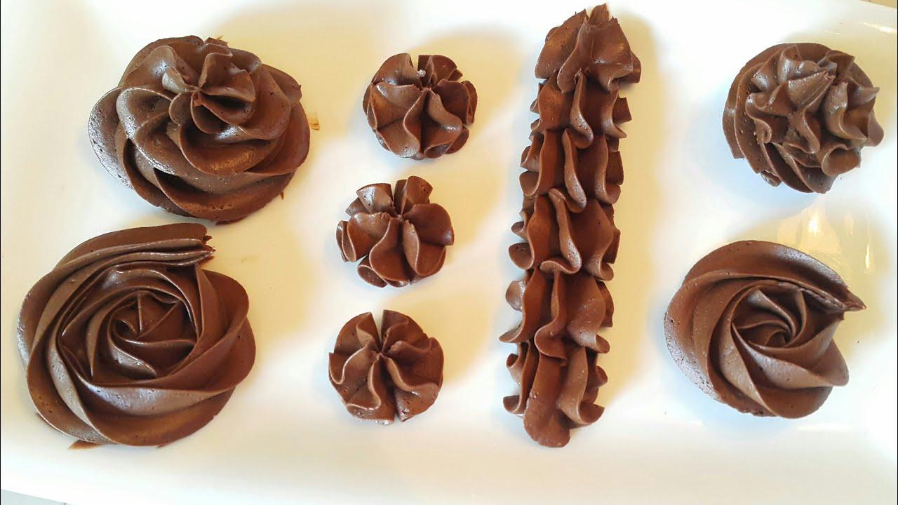 صورة كريمة الزبدة بالشوكولاته , اجمل طبق كريمه الشكولاته بالزبده