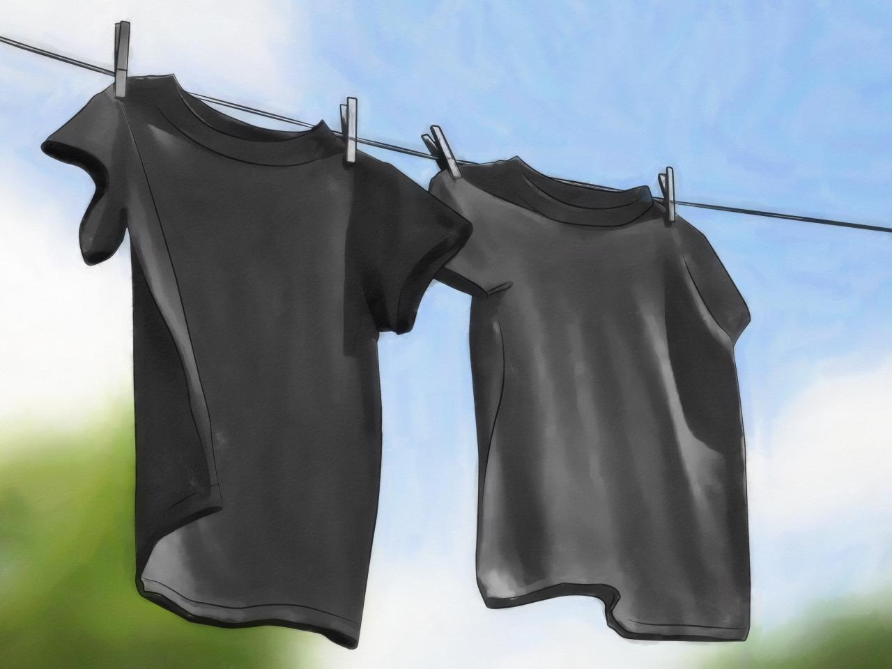 صور كيفية صبغ الملابس السوداء بالشاي , اسهل الطرق لتغير لون الملابس وصبغها بالشاى