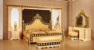 صور اجمل غرفة نوم في العالم , ارقي غرف مودرن في العالم