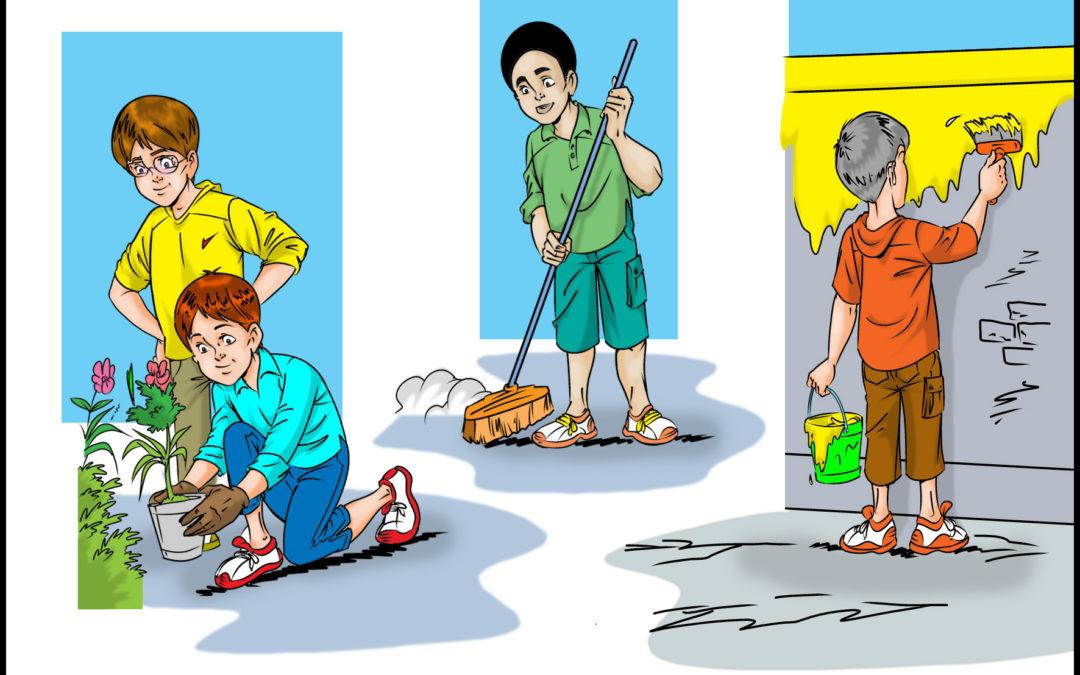 بالصور موضوع عن النظافة , النظافه وتاثيرها على الانسان من الداخل 2072 2