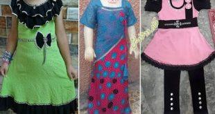 بالصور دشاديش اطفال بناتي , احدث صيحات الموضه للدشاديش البناتي 2153 10 310x165