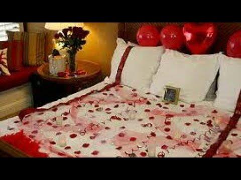 صورة ديكور رومانسي لغرف النوم , تصميمات حديثه لغرف نوم رومانسيه