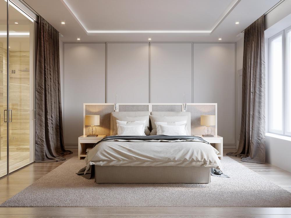 صورة ديكورا غرف نوم , احلى تصميمات فراغات النوم