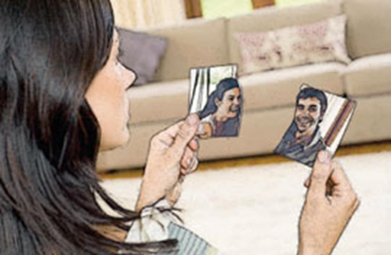 صورة الشك في الزوجة , الشك فعل سيىء جدا فرق بينه وبين الغيرة