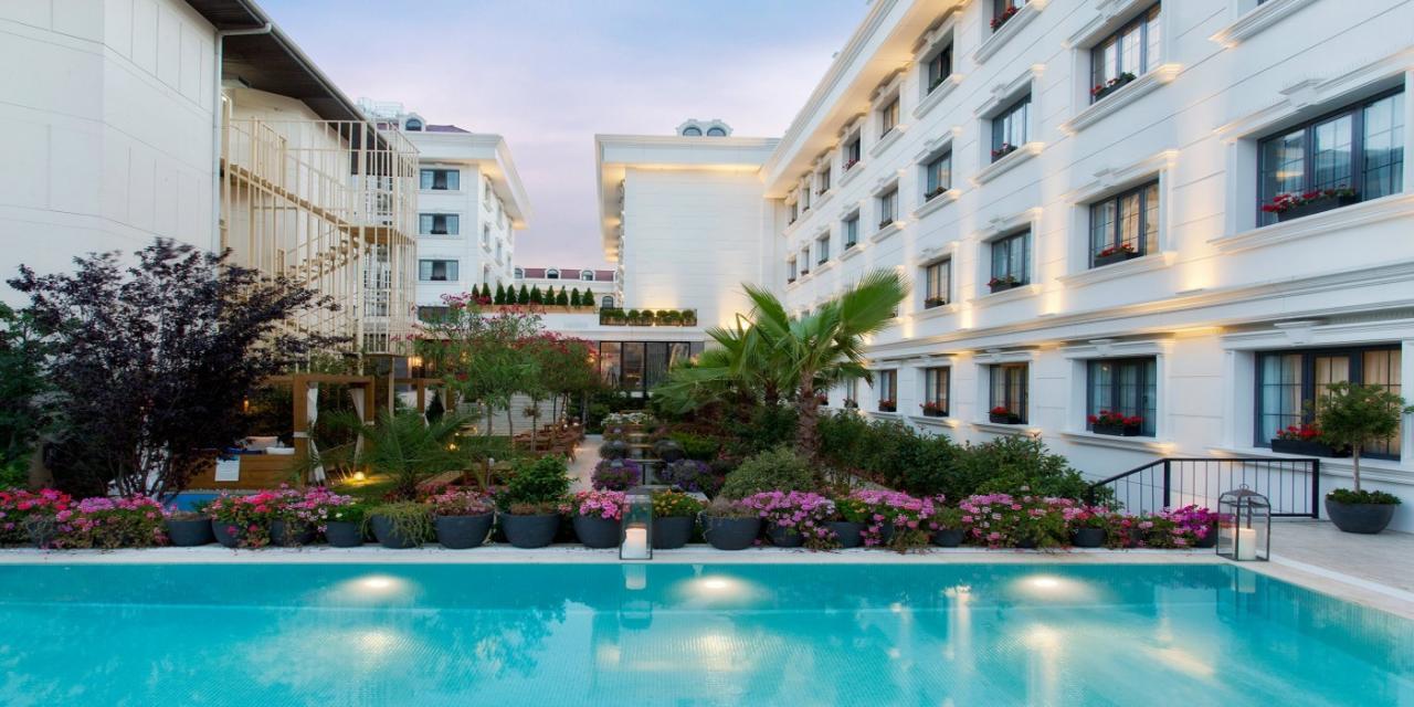 صورة افضل فندق في اسطنبول , خدلك لفة واتفرج فنادق تركية ساحرة