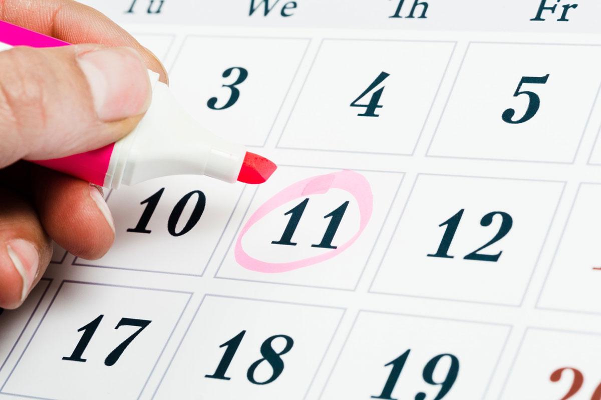 صورة تاخر الدورة اسبوع بدون حمل , ليس الحمل فقط اسباب اخرى تاخر نزول الدورة الشهرية