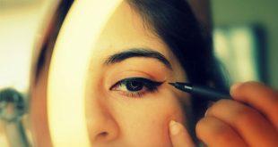 رسم العيون بالصور , احلى صور لرسم العيون