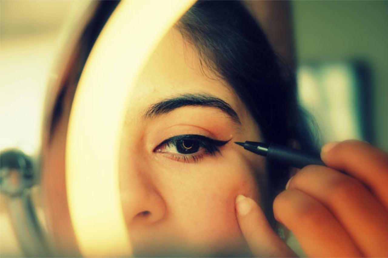 صورة رسم العيون بالصور , احلى صور لرسم العيون