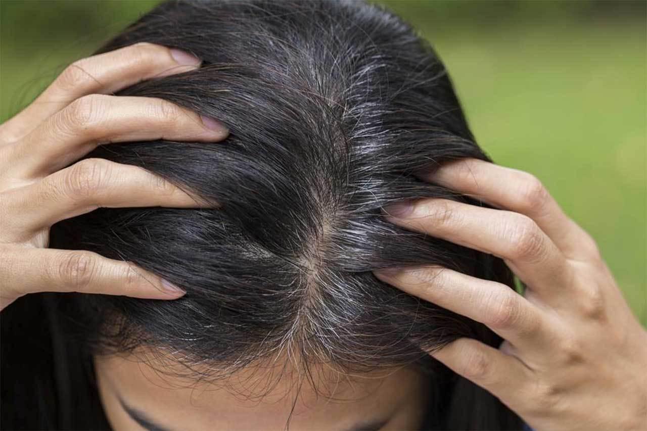 صورة تفسير الشعر الابيض , انا قلقان شوفت اني شعري ابيض في المنام