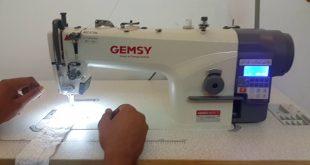 صورة ماكينة خياطة gemsy , طريقة استخدام ماكينة الخياطة gemsy