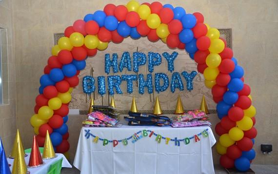 بالصور حفله عيد ميلاد في البيت , احلى عيد ميلاد في البيت والفة الاهل 3445 10