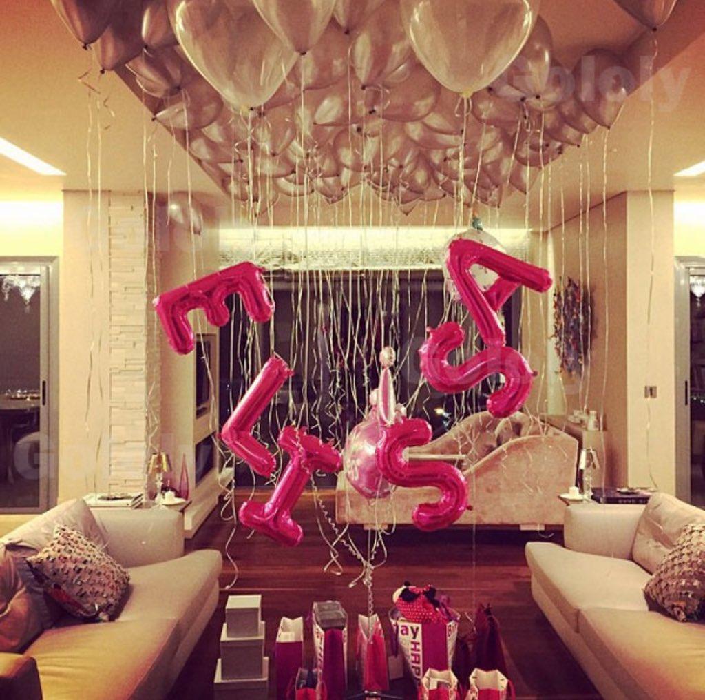 بالصور حفله عيد ميلاد في البيت , احلى عيد ميلاد في البيت والفة الاهل 3445 6