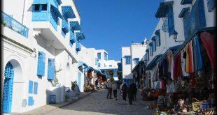 صور منازل سيدي بوسعيد , اجمل بيوت مدينة بوسعيد التونسية