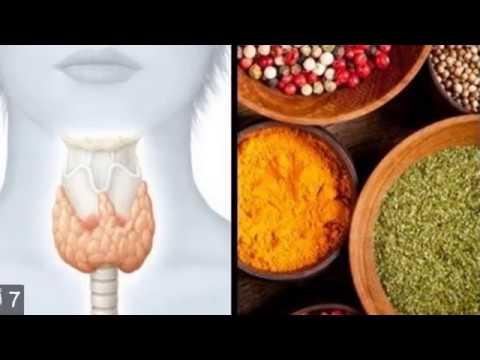 صورة علاج الاجسام المضادة للغدة الدرقية بالاعشاب , ابسط الطرق للعلاج الغدة الدراقية