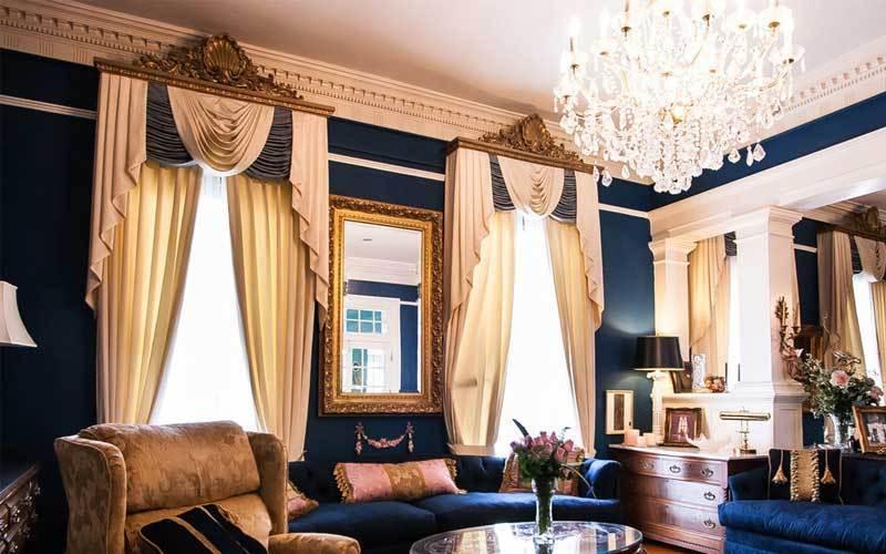 صورة انواع الستائر المنزلية , اجمل الستائر