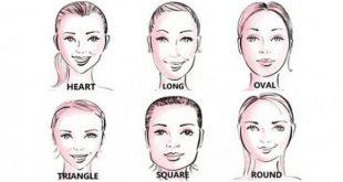 بالصور كيف تعرف شكل وجهك , تعرف علي نوع وشكل وجهك 6312 2 310x165