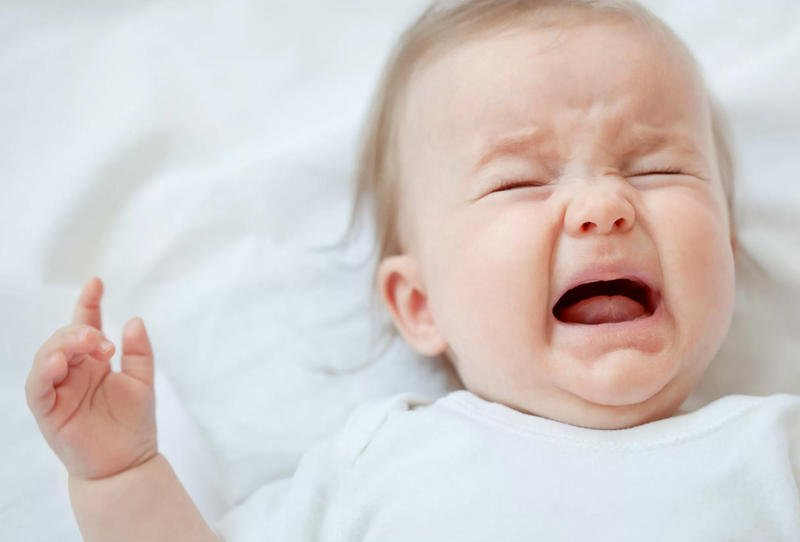 صورة اسباب بكاء الطفل , اجمل الاطفال