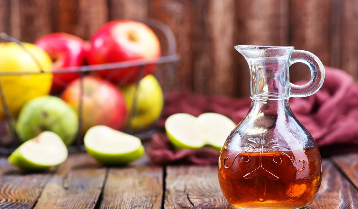 صورة خل التفاح للبشره , افضل الوصفات الطبيعيه