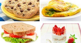 وصفات فطور صحي , احلي الوصفات
