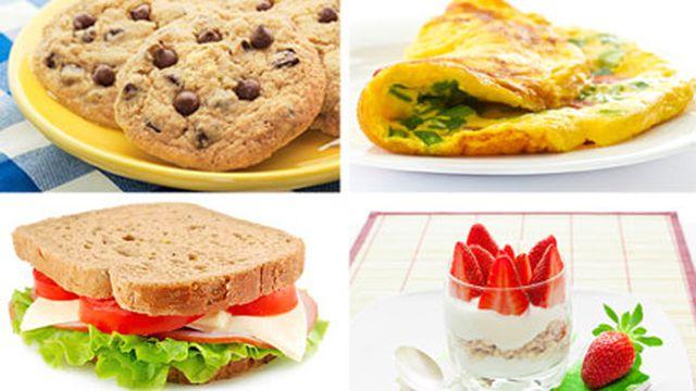 صورة وصفات فطور صحي , احلي الوصفات