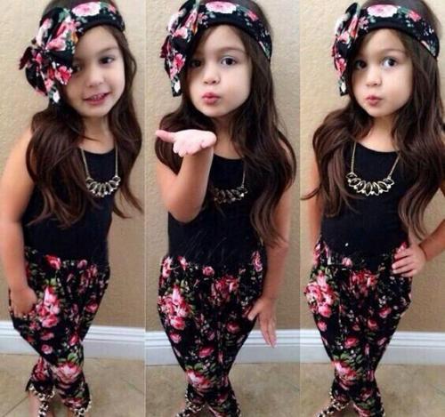 صورة ملابس اطفال صيفي بناتي , احلي ملابس اطفال