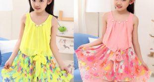 اجمل ملابس للبنات الصغار , اشيك لبس بنات صغار