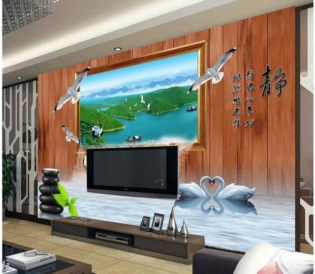 صورة لوحات جدارية ثلاثية الابعاد , ورق حائط ثلاثي الابعاد