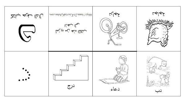 بالصور اشكال حرف الدال , صور حرف الدال 6795 8