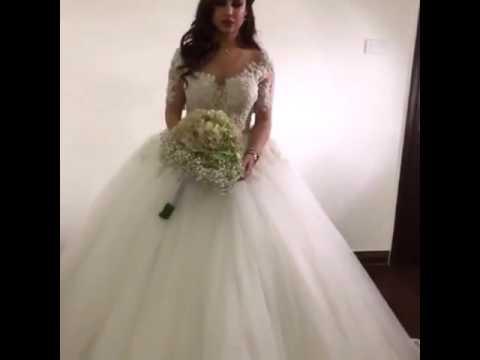 صور احلى فساتين للعروس , اروع واجمل انواع الفساتين الرقيقة