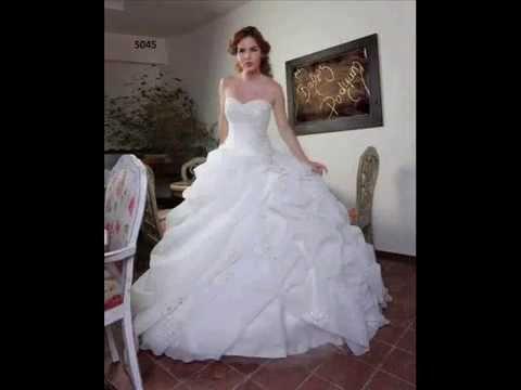 بالصور احلى فساتين للعروس , اروع واجمل انواع الفساتين الرقيقة 112 2