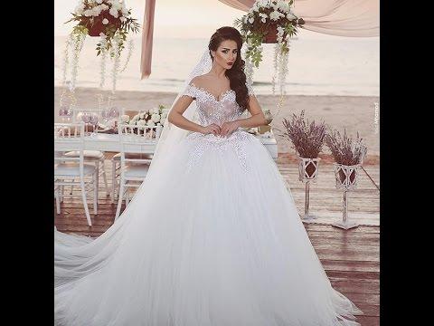 بالصور احلى فساتين للعروس , اروع واجمل انواع الفساتين الرقيقة 112 3