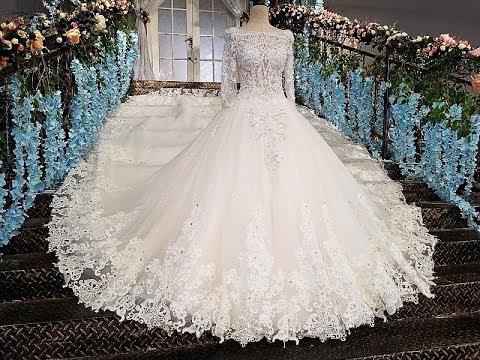 بالصور احلى فساتين للعروس , اروع واجمل انواع الفساتين الرقيقة 112 5