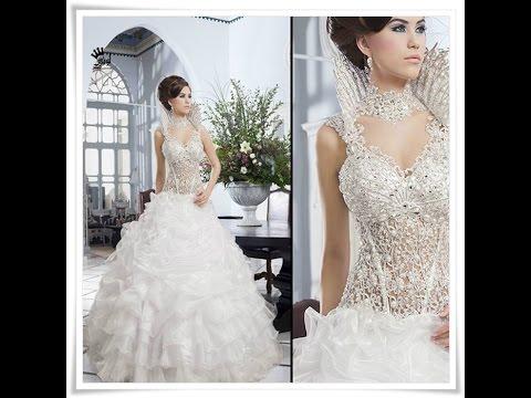 بالصور احلى فساتين للعروس , اروع واجمل انواع الفساتين الرقيقة 112 7