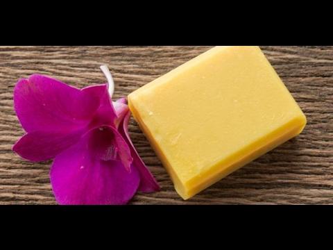 بالصور فوائد صابونة الكركم , استخدامات صابونة الكركم 123