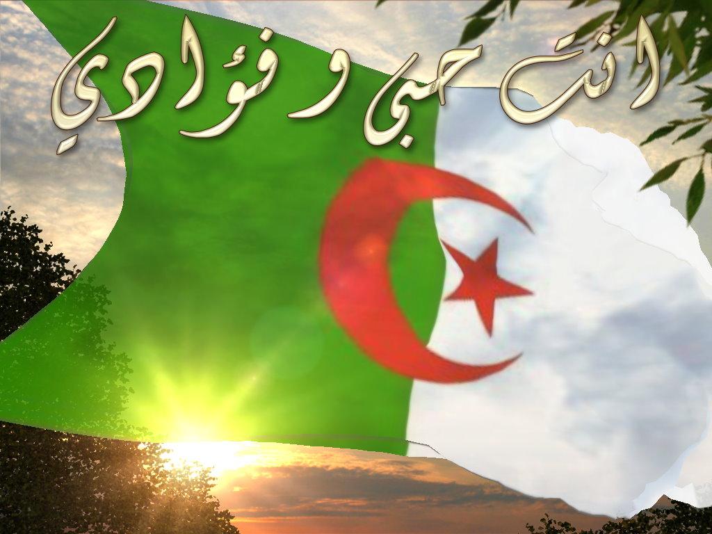 بالصور صور للعلم الجزائري , وصف وشرح العلم الجزائرى 1343 3